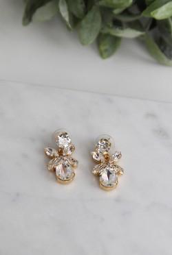 Mini Dione Earring Crystal