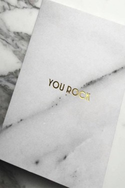You Rock Marble A6