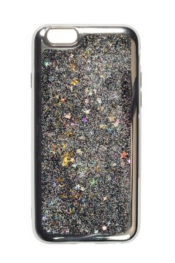 Mobile Cover 6 Grey Mix+Stars