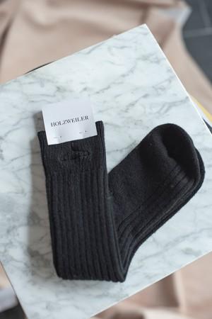 Risberget Sock Black