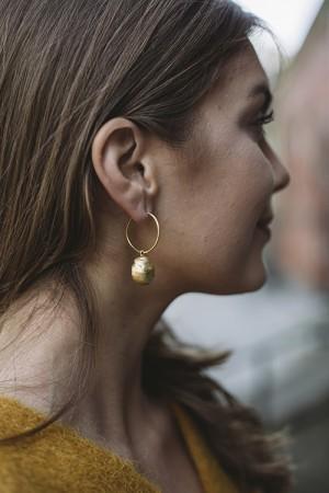 Baroque Earring