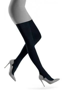 Brittany Wool Tights Black