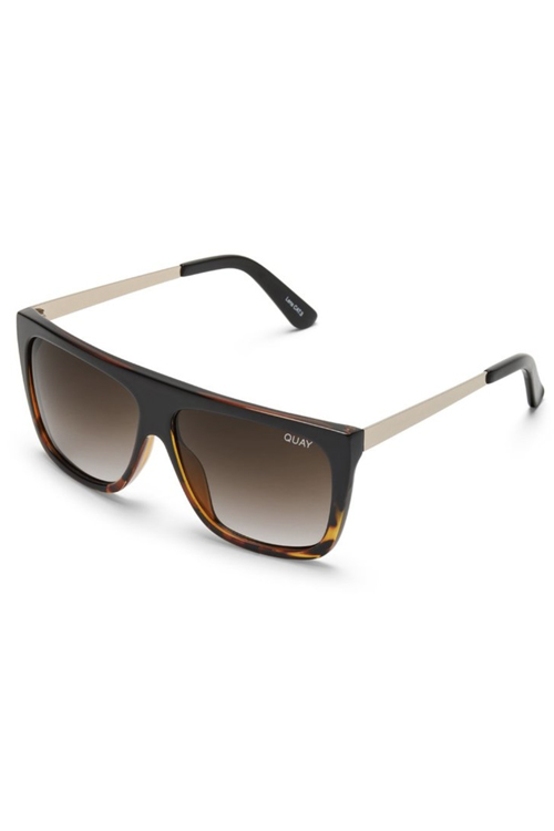 QUAY OTL II Tort solbriller
