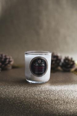 Mandarino Cannela Box Votive Candle 25t