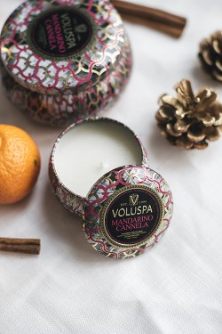 Mandarino Cannela Dec Tin 25t