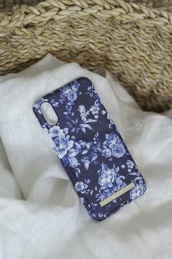 Sailor Blue Bloom iPhone X